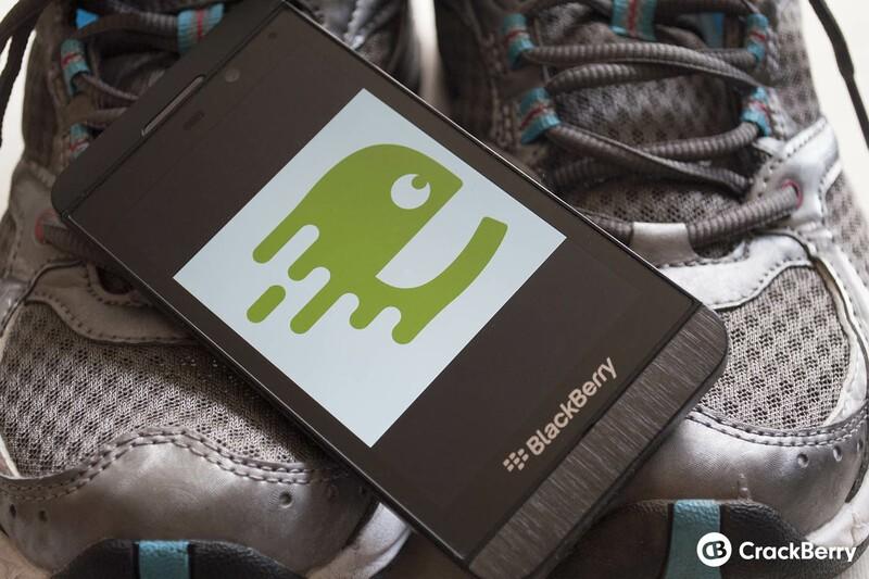 Endomondo for BlackBerry 10, where are you?