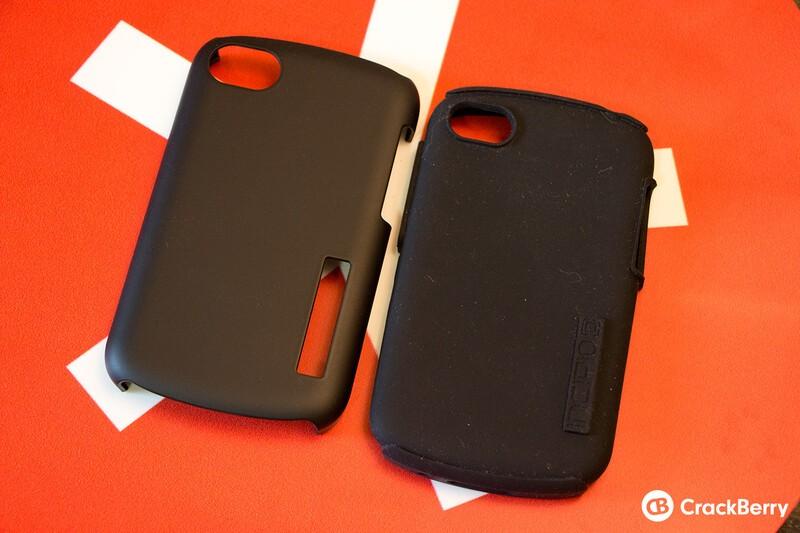 Incipio Dualpro two-piece design