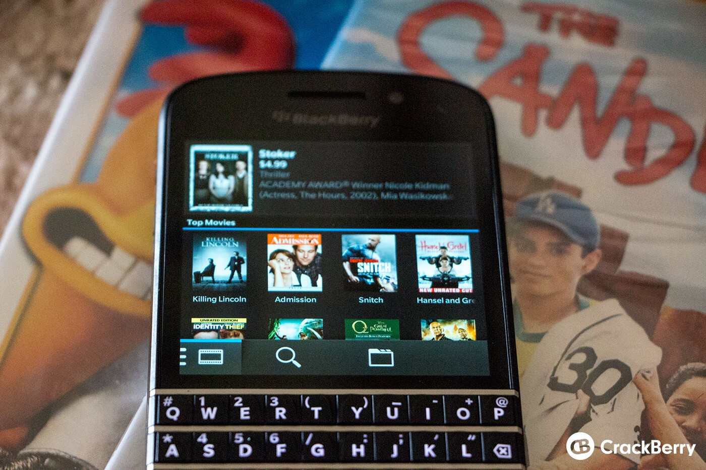 How Do You BB10: Do you download movies and music from BlackBerry
