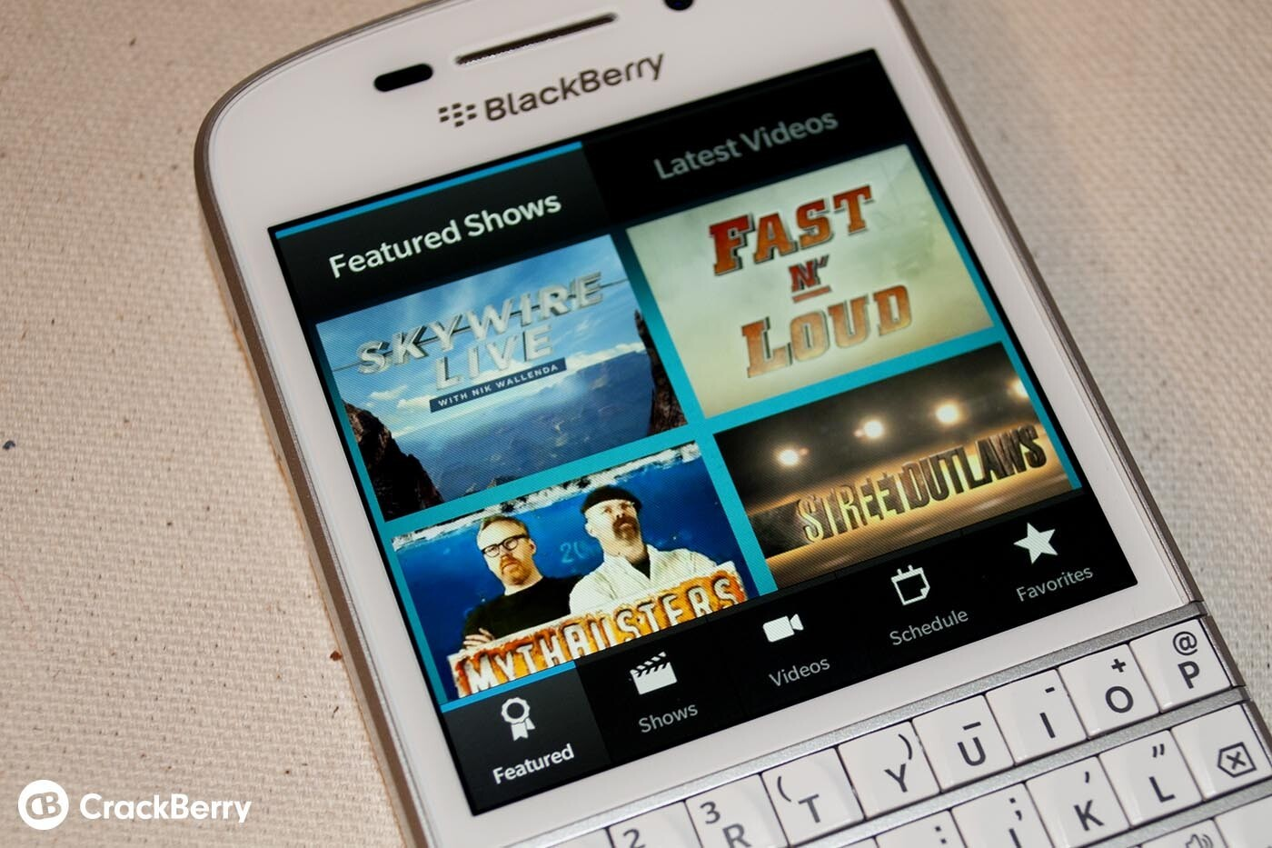 Discovery Channel for BlackBerry 10