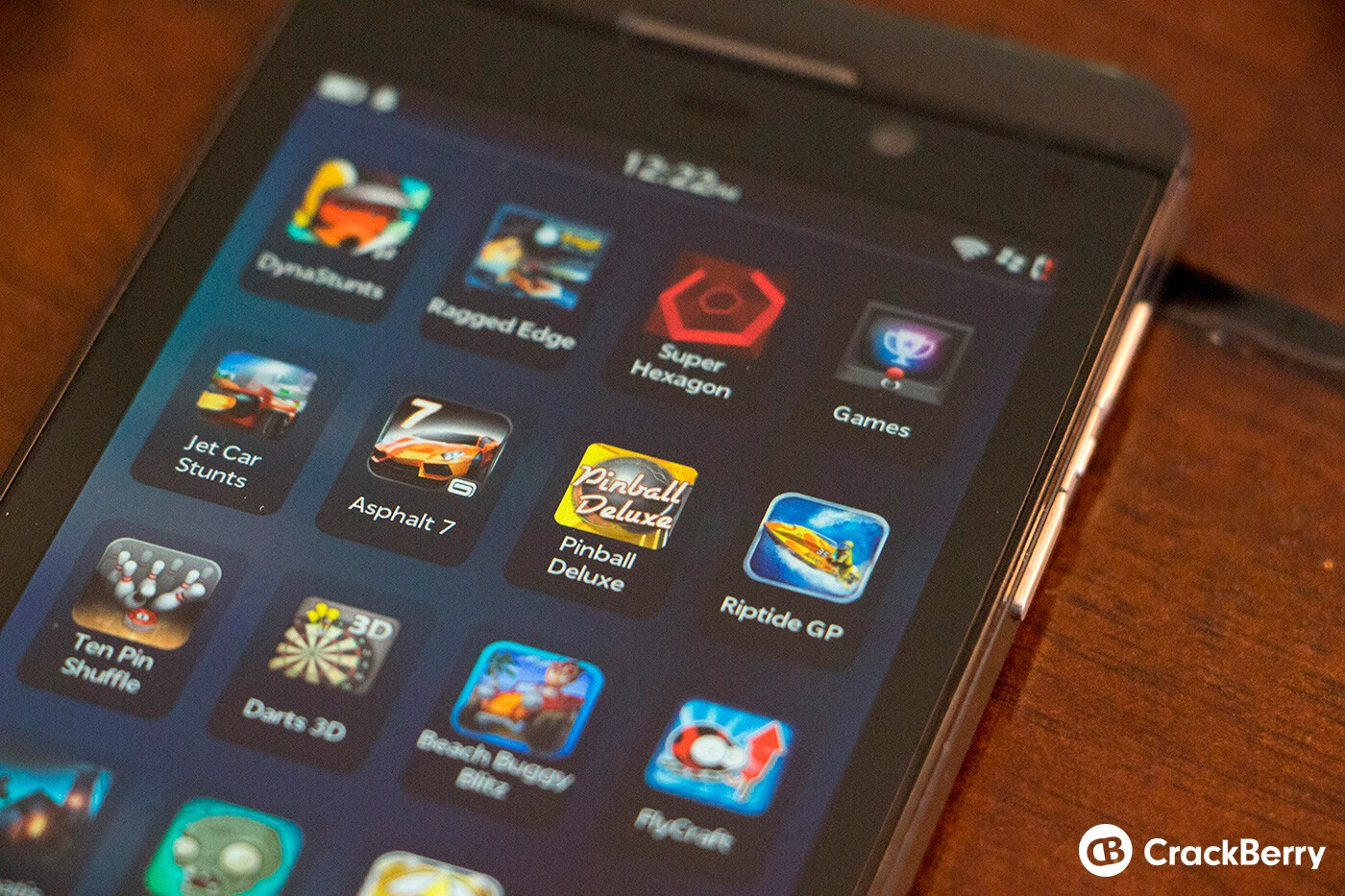 action games for blackberry z10