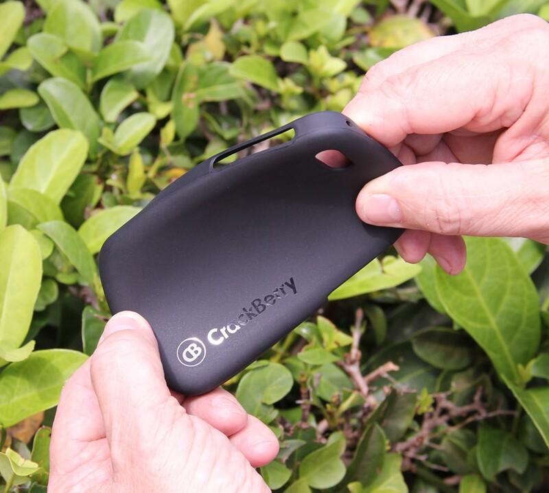 BlackBerry Q10 Crunk Case