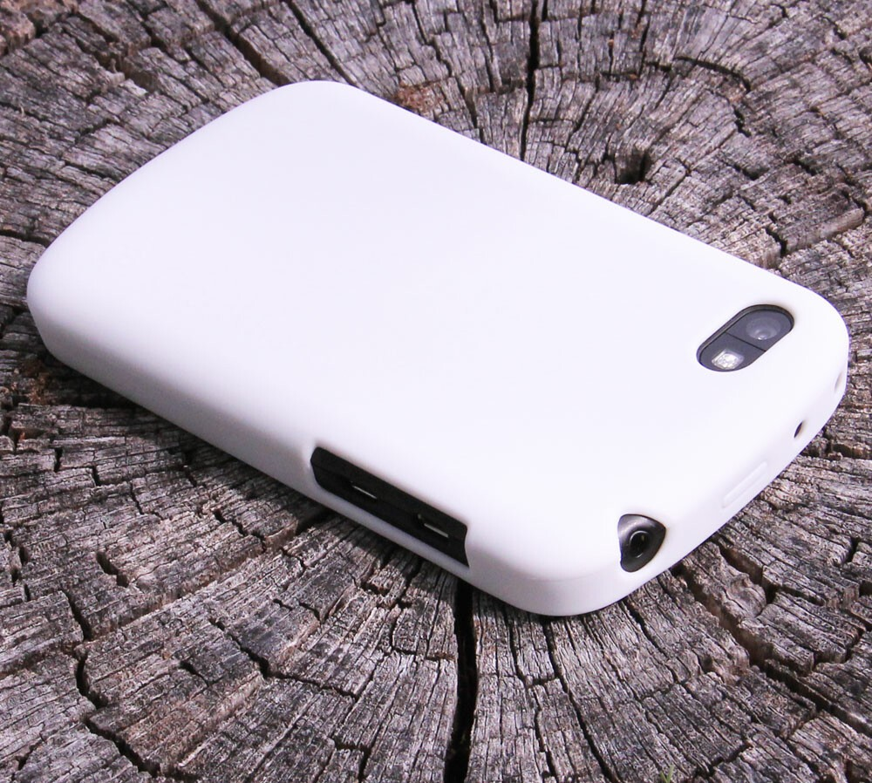 White Crunk Case