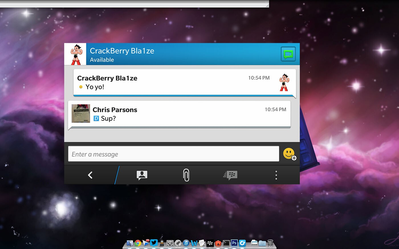 Is BlackBerry Messenger finally getting ready to make the ...