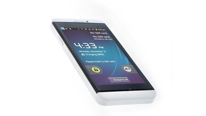BlackBerry Z10 clone
