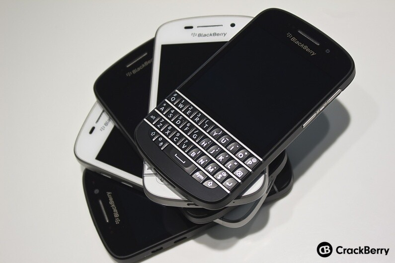 Leaked OS 10.1.0.4561 for the BlackBerry Q10 and BlackBerry Q5