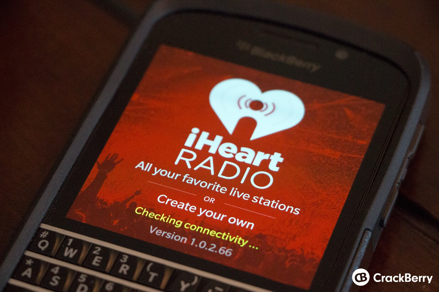 iheartradio for blackberry 10 now available