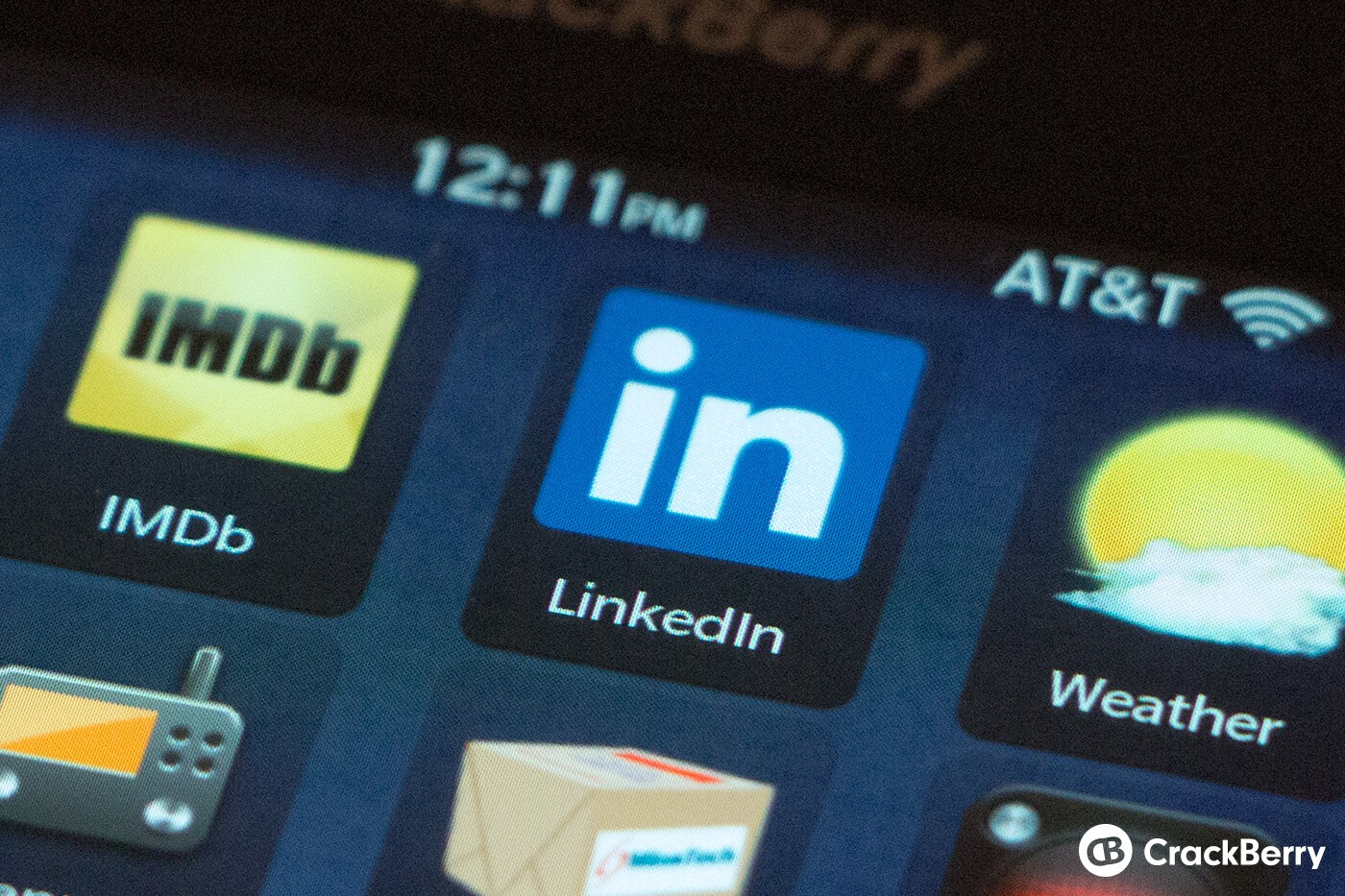 LinkedIn for BlackBerry 10 updated with bug fixes and performance improvements