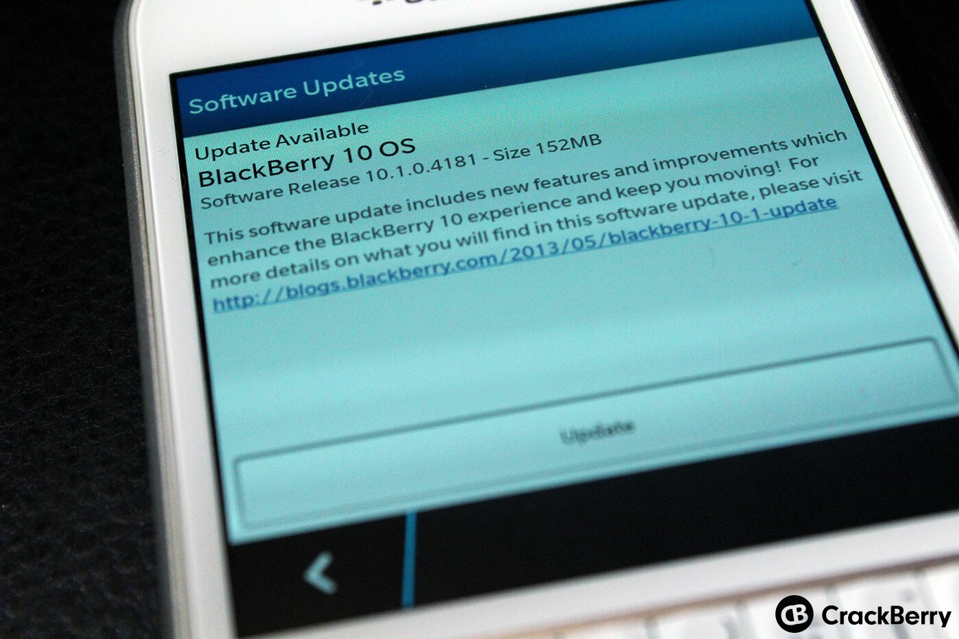 What's new in BlackBerry 10.1 MR?