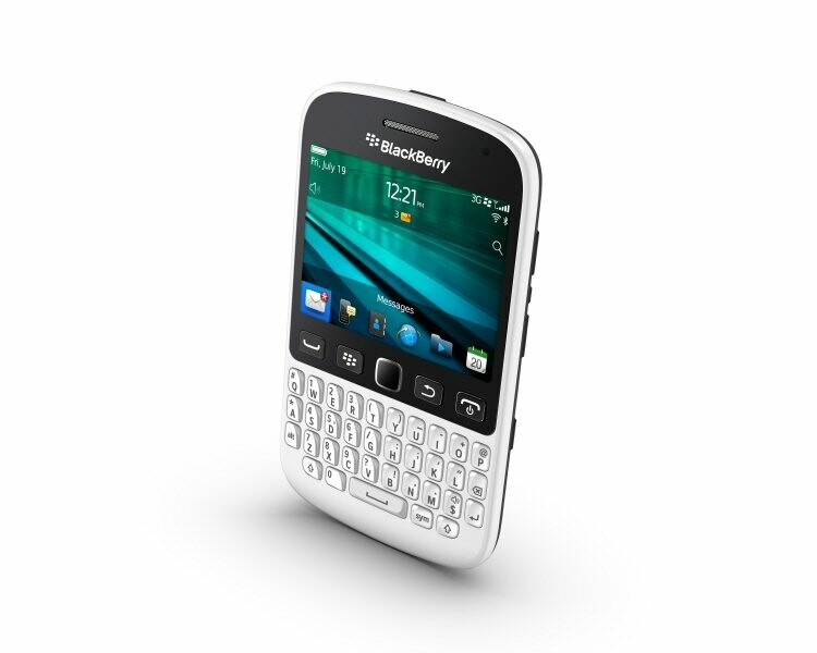 BlackBerry 9720 made official - Available in Asia, EMEA and Latin America in the coming weeks