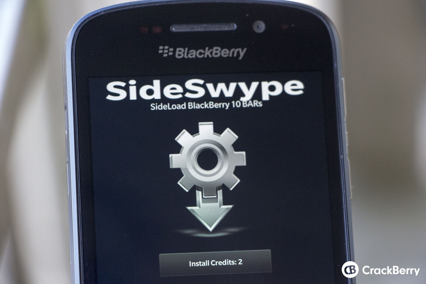 SideSwype offers you the ability to sideload BAR and Android APK