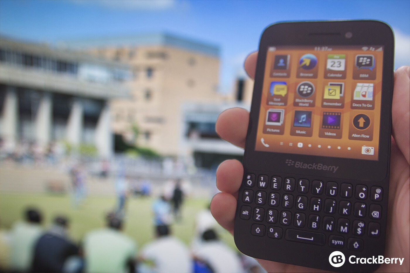 Best Back to School apps for BlackBerry 10