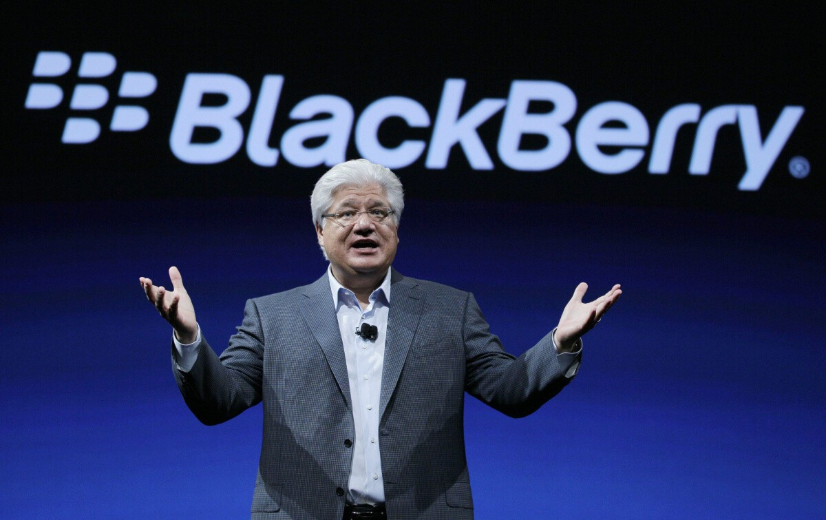 Could we see a return of Mike Lazaridis if BlackBerry goes private?