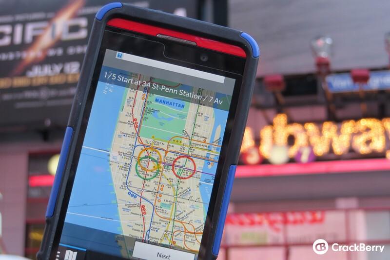 Navigate your way around Manhattan with New York Subway for