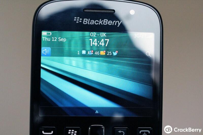 9720 Touchscreen