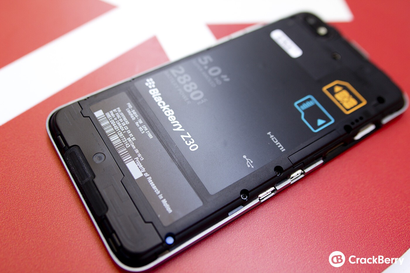 BlackBerry Z30 review | CrackBerry com