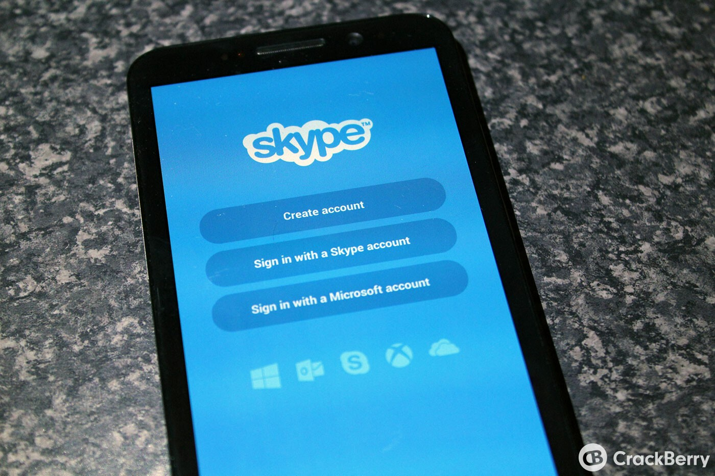 Skype Preview updated with a new UI, available in BlackBerry World