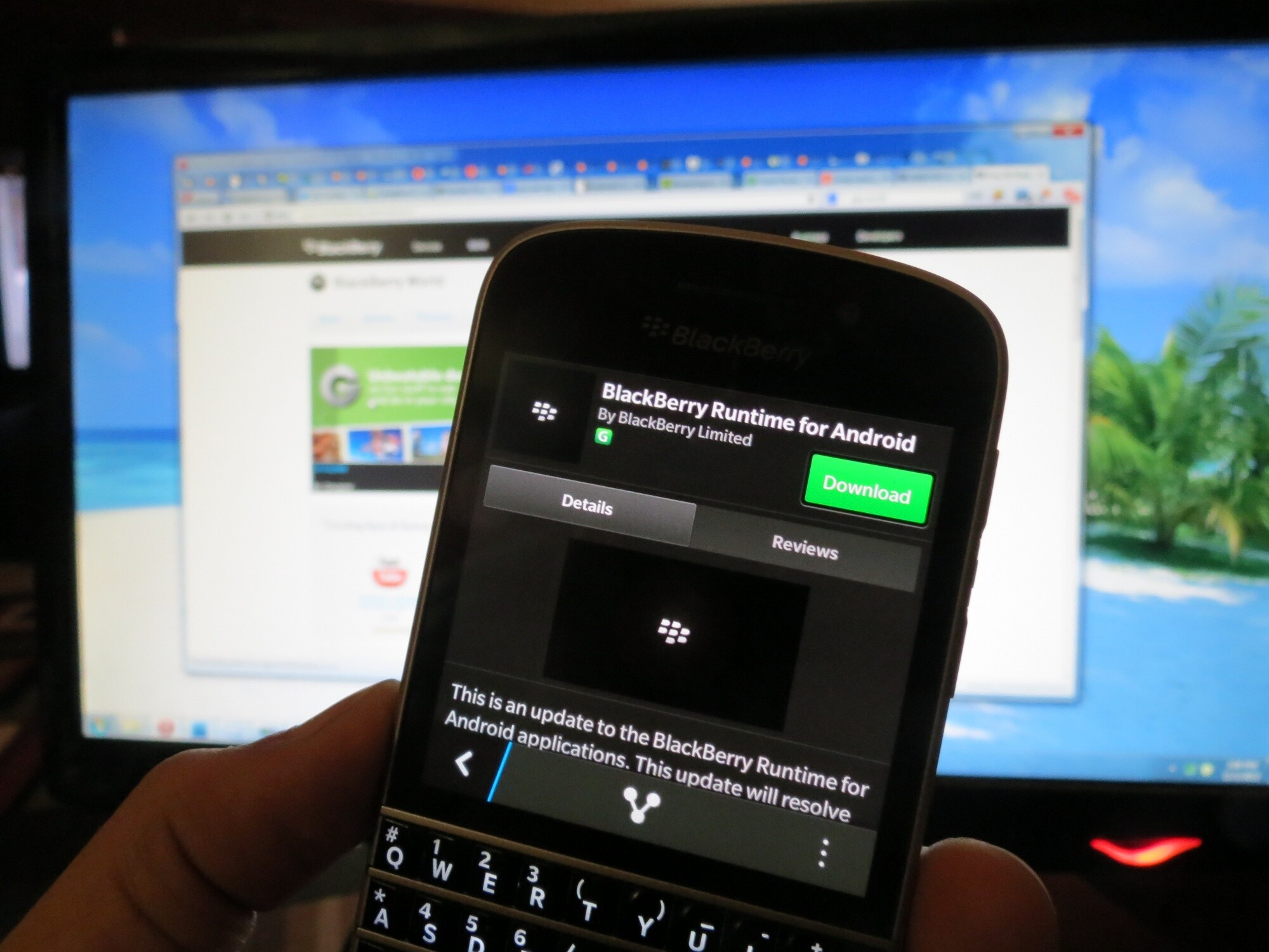 Download Blackberry App For Android