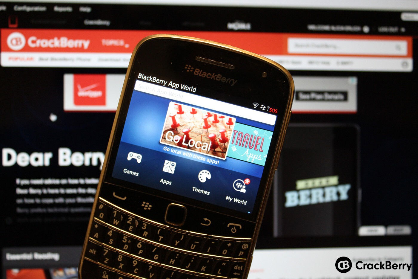 Dear Berry: How can I use a BlackBerry without BIS