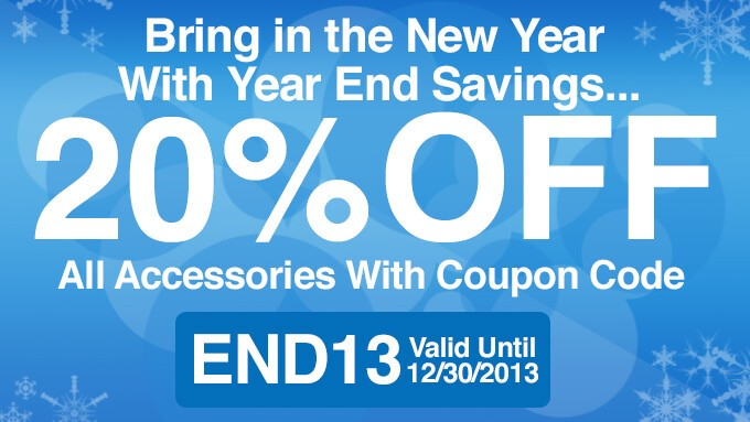 Year End Sale!