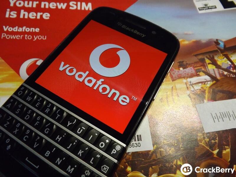 Vodafone Q10