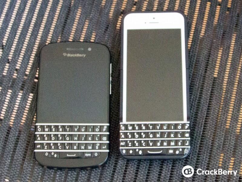 BlackBerry Q50