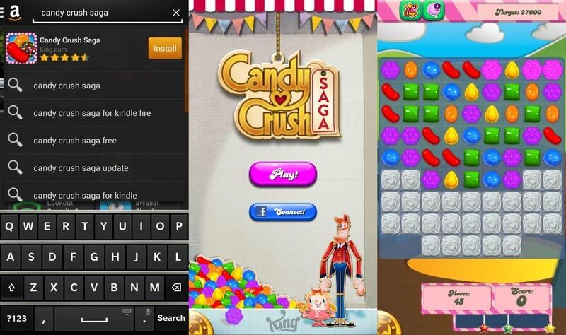 Candy Crush Saga on BlackBerry 10