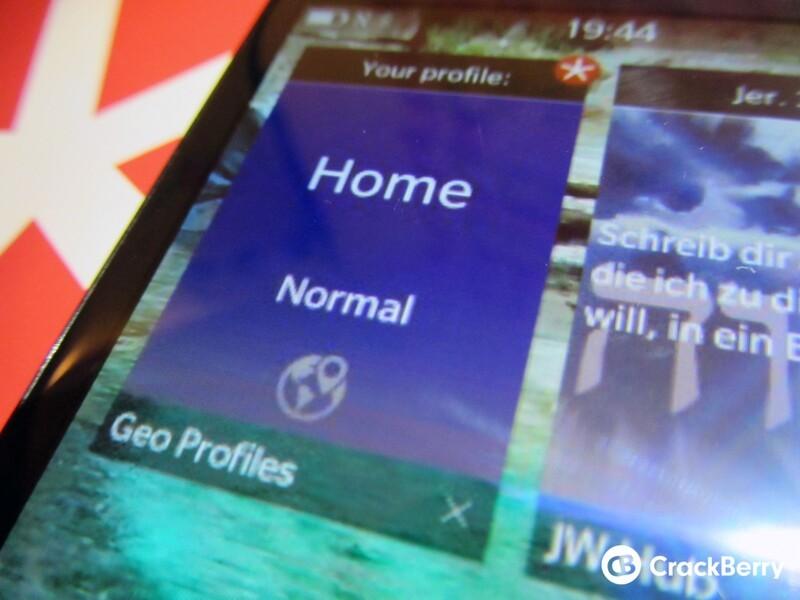 Geo Profiles