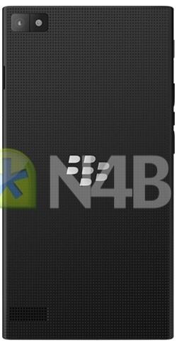"BlackBerry Z3 ""Jakarta"" back view"