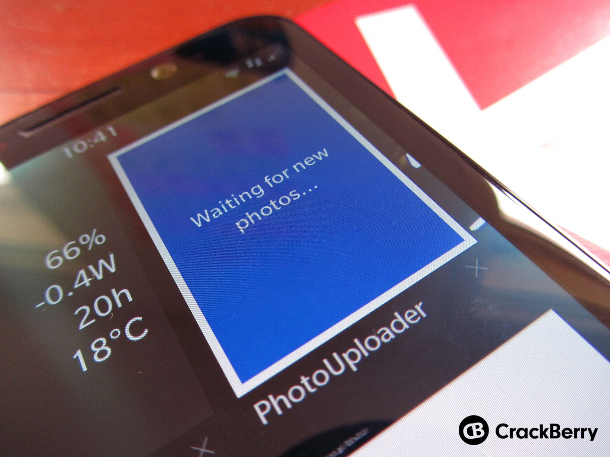 PhotoUploader gets headless integration in the latest update