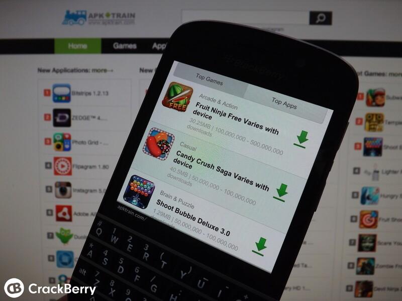 dating spill for BlackBerry