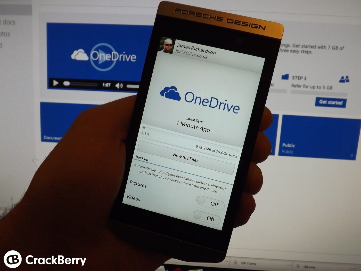 Microsoft begins to drop 2 GB file size limit for OneDrive