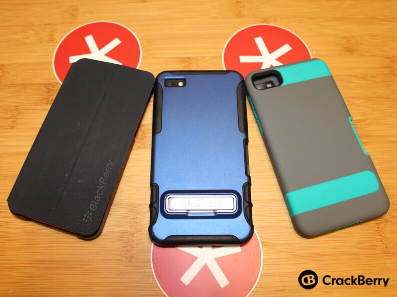 newest 54f19 d6632 The top cases for the BlackBerry Z10 | CrackBerry.com