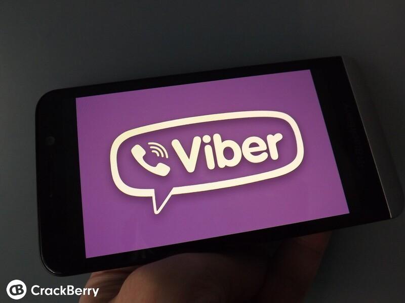 Viber BB10