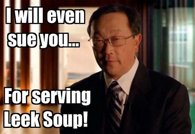 John Chen Soup