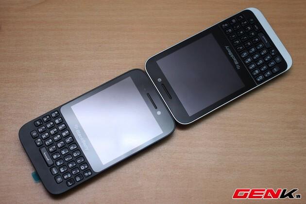 BlackBerry Kopi gets comparison photos with Q5