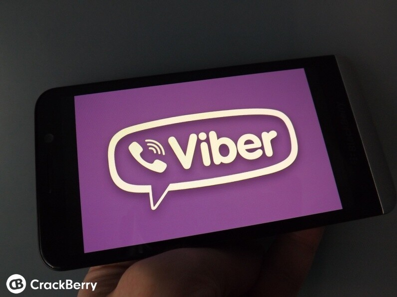 Viber finally comes to BlackBerry 10 | CrackBerry.com
