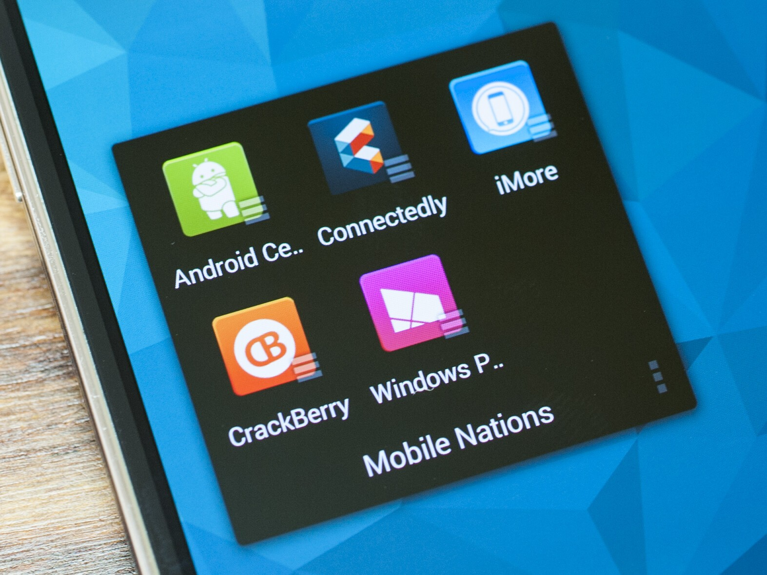 Mobile Nations Apps