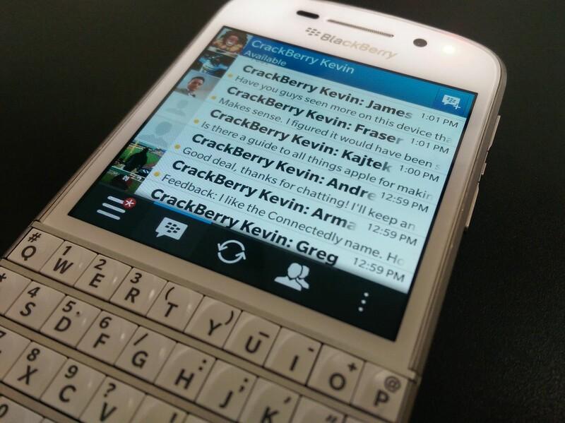 BBM Channel Chat Survivor!