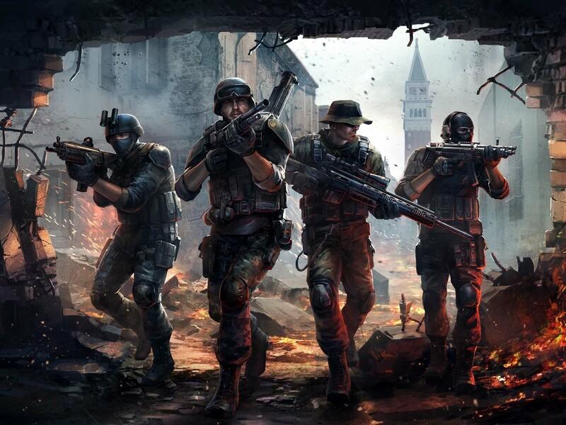 Gameloft teases more details about Modern Combat 5: Blackout