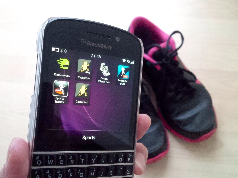 Blackberry Best Apps