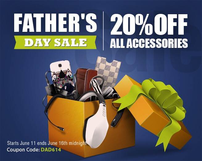 Father's Day Sale!