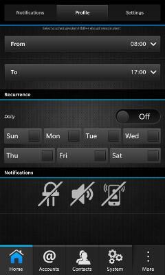 HUB++ Profile Scheduler