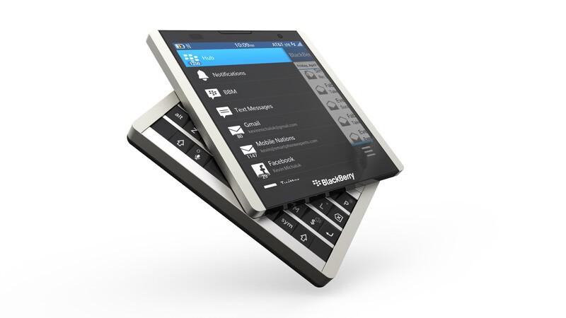 BlackBerry L Concept