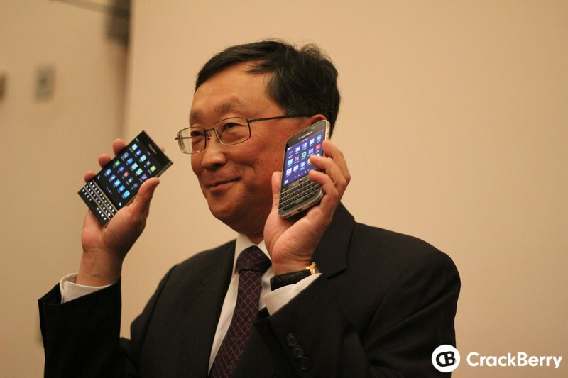 John Chen wants to give you a BlackBerry