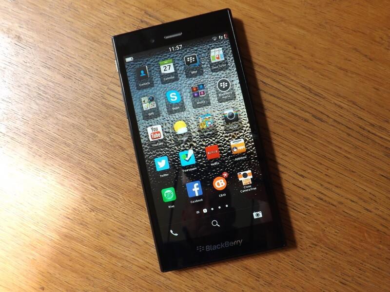 The BlackBerry Z3 arrives in Saudi Arabia | CrackBerry com