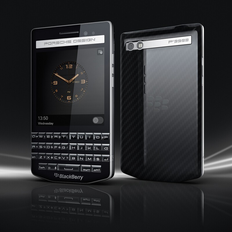 The Porsche Design Blackberry P 9983 Gets Officially