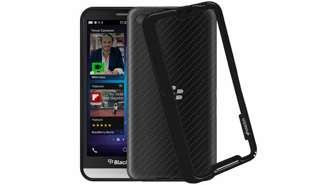Save 50% today on this bumper case for BlackBerry Z30