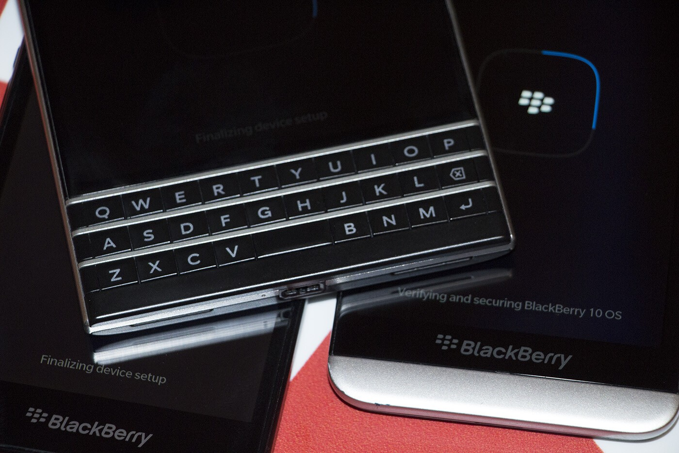 TELUS rolling out OS 10.3.1.2708 to several BlackBerry 10 devices