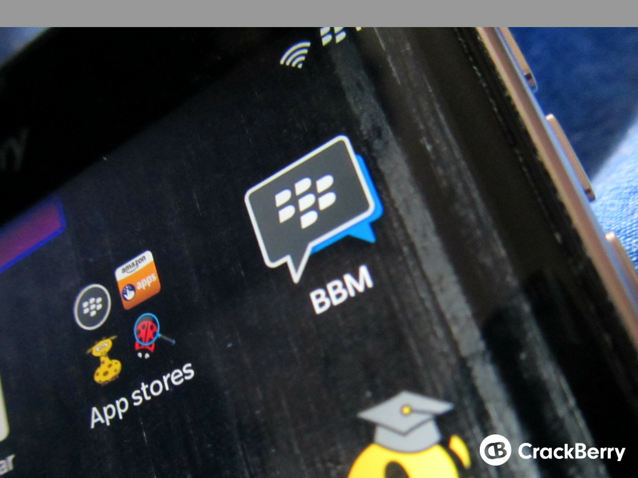 EFF releases 'secure messaging scorecard,' ranks BBM against competitors